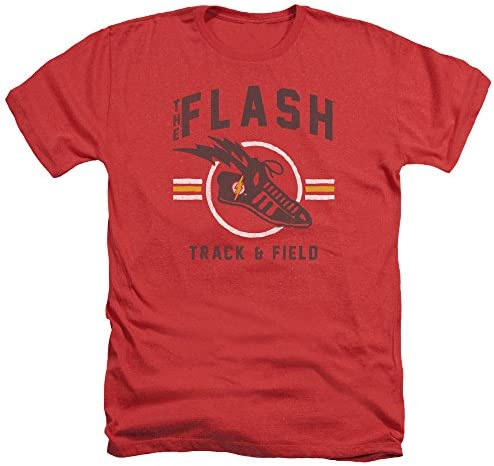 Trevco The Flash Track Field Logo T Shirt Size M product image