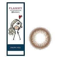 FLANMY フランミーワンデー 30枚入 【サクラロール】 -5.00
