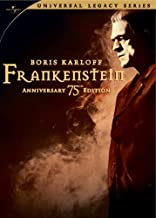 Frankenstein (75th Anniversary Edition) (Universal Legacy Series) by Boris Karloff