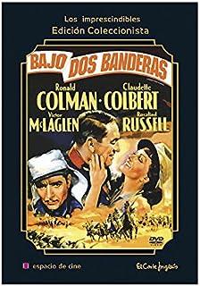 Bajo dos Banderas DVD 1936 Under Two Flags Ed. Coleccionnista con libreto 32 Pags y funda de Cartón