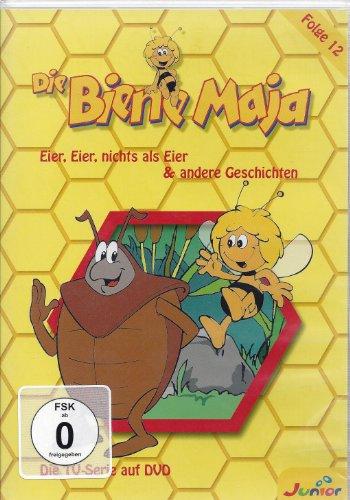 Die Biene Maja - DVD 12: Eier, Eier, nichts als Eier & andere Geschichten