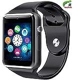 RitEmart RitFit A1 Smart Watch Bluetooth with All 3G & 4G SIM/Memory Card