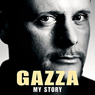 Gazza cover art