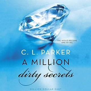 A Million Dirty Secrets audiobook cover art
