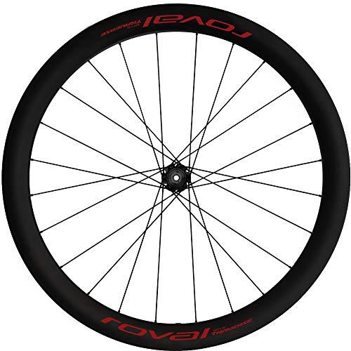 Pegatinas Llantas Bicicleta ROVAL Traverse 2020 WH71 Rojo 031