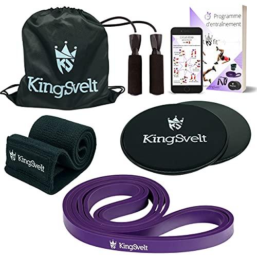 Kit fitness. Idéal sport maison, materiel et accessoire...