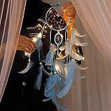 ZGNY Traumfänger, der dekoratives Licht LED-Kupferdraht beleuchtet, beleuchtet Feiertagsschlafzimmer-Badezimmer-Nachtlicht