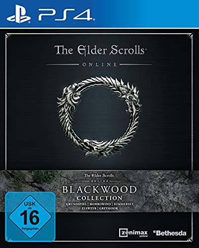 The Elder Scrolls Online Collection: Blackwood [PlayStation 4] | kostenloses Upgrade auf PS5| ESO: Console Enhanced