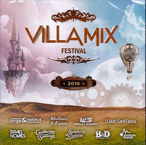 Villa Mix Festival 2016 [CD] 2016