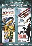 Programa Doble Caballeros Del Aire: Zeppelin + El Barón Rojo [DVD]