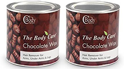 BODYCARE Chocolate Hot Wax (600g)- Pack of 2