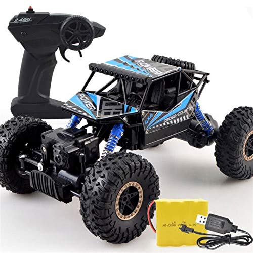 Ycco Top Race Fernbedienung Auto - Multi-Terrain Kinder RC Spielzeug Rock Crawler Monster Truck Autos - Off Road...