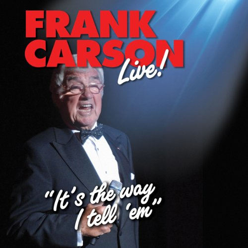 Frank Carson Live cover art