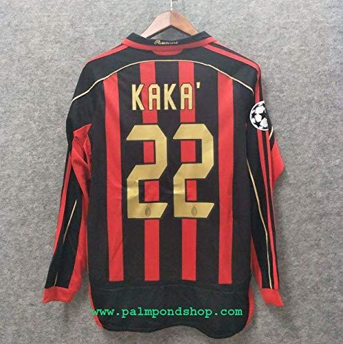 FM Kaká Retro Long Sleeve Jersey 2006-2007 (M)