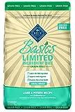 Blue Buffalo Basics Limited Ingredient Diet, Grain Free Natural Adult Small Breed Dry Dog Food, Lamb & Potato 11-lb