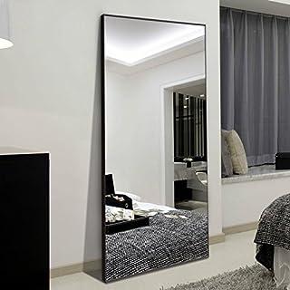 """H & A 65 """"x22"""" آینه طولی آینه آینه ثابت یا آویزان (سیاه و سفید)"""