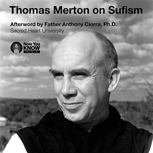 Thomas Merton on Sufism audiobook cover art