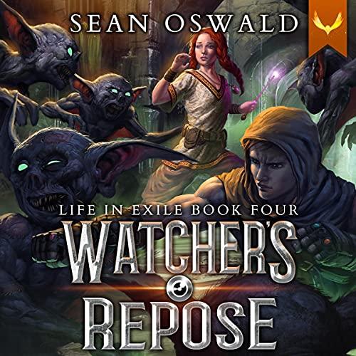 Watcher's Repose: A LitRPG Saga cover art