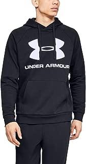 Under Armour Men's Rival Fleece Sportstyle Logo Hoodie Hoodie