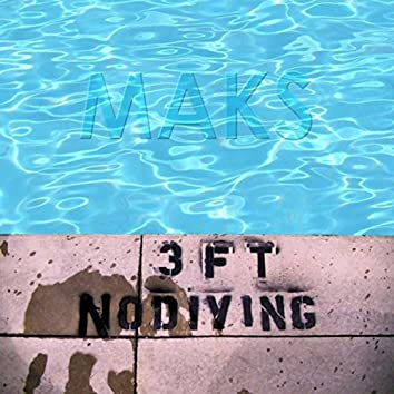 3ft No Diving