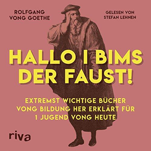 Hallo i bims der Faust cover art
