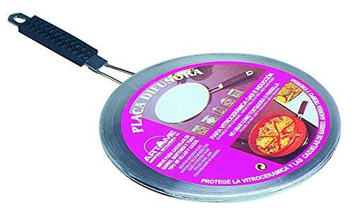 Artame Art 33422 Relevo por la inducción de Disco INOX 22 cm
