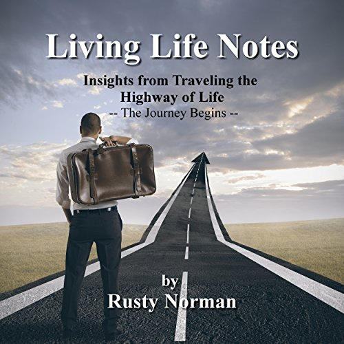 Living Life Notes audiobook cover art