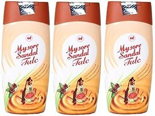 MYSORE SANDAL Ksdl Talcum Powder with Sandalwood Oil (300 g) - Pack of 3
