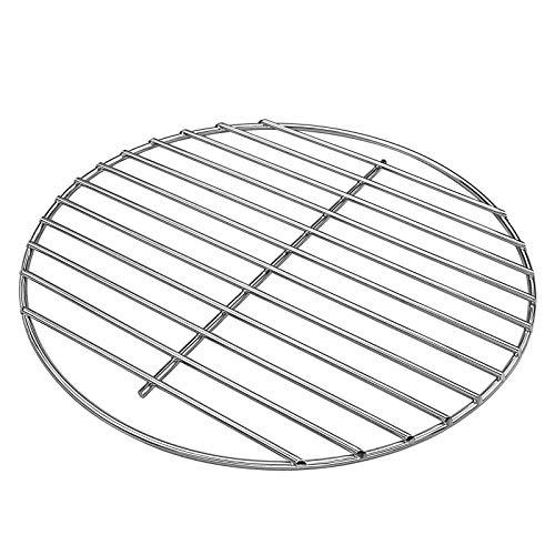 Denmay Universele Chrome Warming Rack voor de meeste Gas Grills Rokers en Houtskool Grills Charcoal Grates for Weber 37 cm Grill