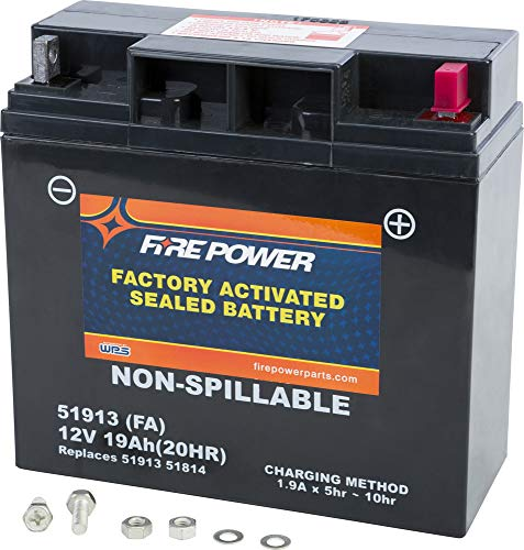 Fire Power Sealed Factory Activated Battery Compatible With BMW R1100RT 1994-2001
