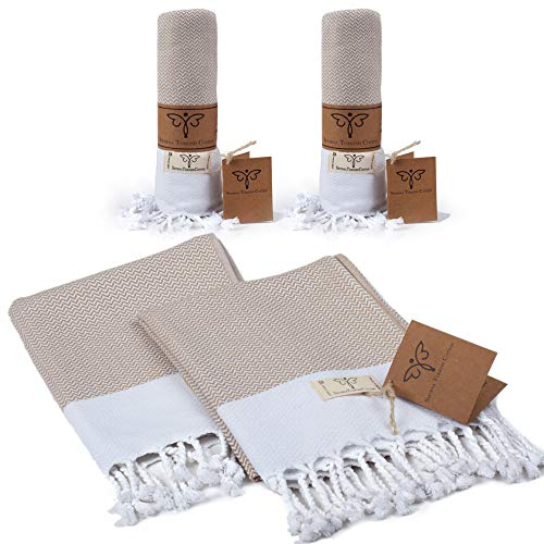 Top 10 Best Selling List for white turkish kitchen towels