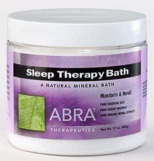 Sleep Therapy Bath Abra Therapeutics 1 lbs Powder