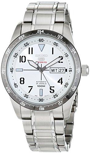 Seiko Seiko 5 Sports - Reloj de automático para hombre, con correa...