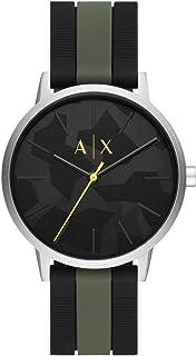 Armani Exchange Gents Wrist Watch, Black AX2720