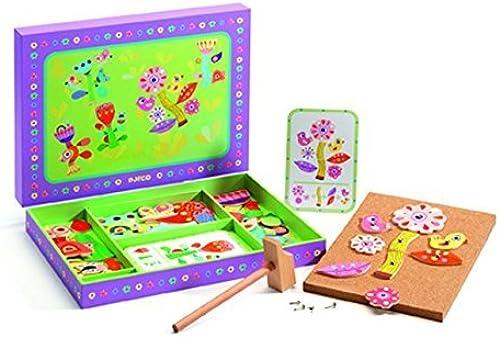 marca de lujo Djeco Tap Tap Tap Tap Garden by Djeco  estilo clásico