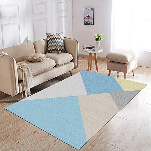 Kunsen alfombras de habitacion Alfombra Juvenil La Alfombra de la Sala no está deformada. Alfombra niños 60X90CM 1ft 11.6' X2ft 11.4'