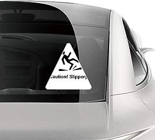 car slippery symbol
