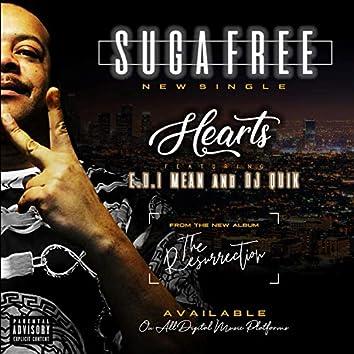 Hearts (feat. Dj Quik & E.D.I Mean)