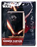 Star Wars Ep7 Kylo Ren 70' x 72' Fabric Shower Curtain