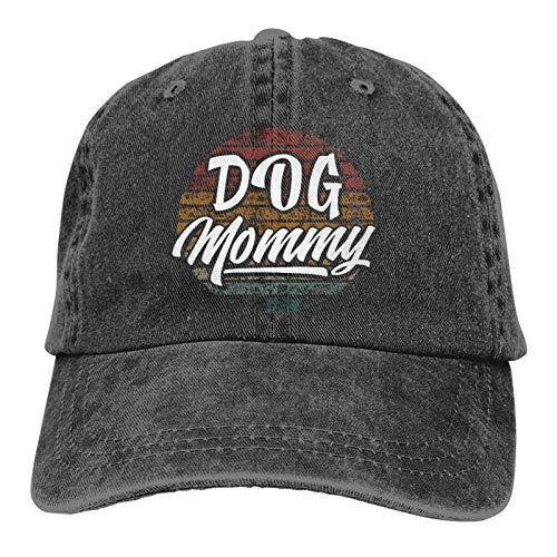 Jopath Rescue Dog Mom Bucket Hat, verstellbare Baseballkappe, Trucker Hüte für Travel Cycling-Dog Mother