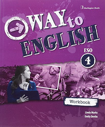 WAY TO ENGLISH 4ºESO WB 16 BURIN34ESO
