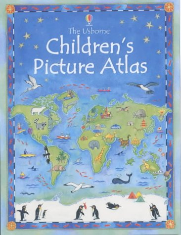 The Usborne Children's Picture Atlas: 1
