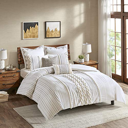 Find Discount Ink+Ivy Imani Cotton Comforter Mini Set