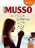 La Fille de papier - Livre audio 1 CD MP3 - Audiolib - 15/04/2015