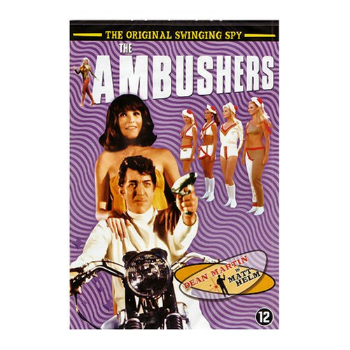 dvd - Ambushers (1 DVD)