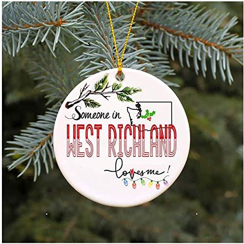Richland Lot de 3 Bougies pillier Jaunes de 7.6cm x 7.6cm;7,6 x 15,2 cm; 7,6 cm x 22,9 cm
