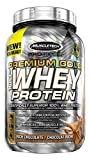 MuscleTech pro series whey protein powder, chocolate, 2 pound