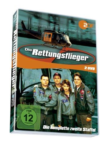 Die Rettungsflieger - Staffel 2 (2 DVDs)