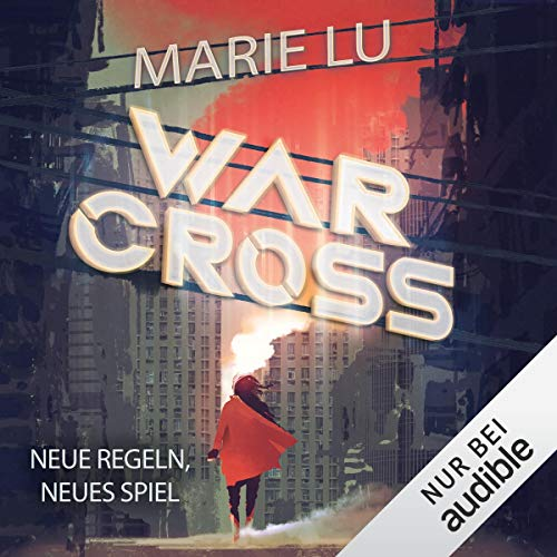 Couverture de Warcross - Neue Regeln, neues Spiel