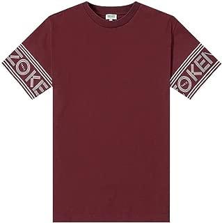 Kenzo Sport Paris Burgundy T-Shirt
